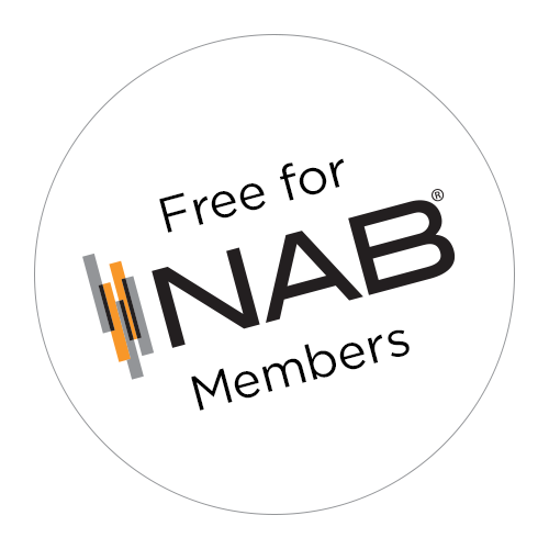 Free for NAB Members
