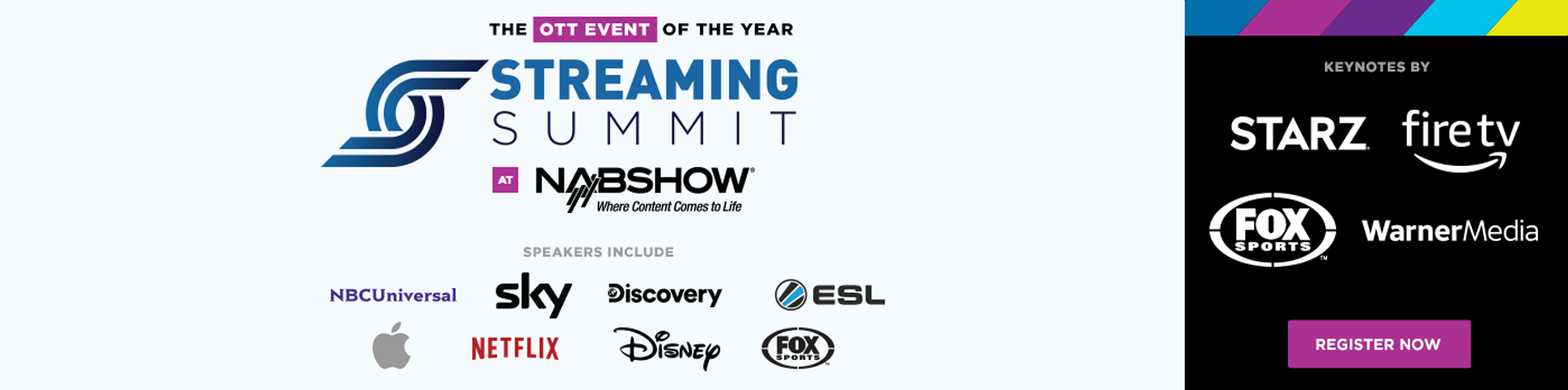 Streaming Summit